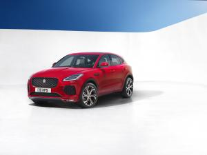 2017 Jaguar E-Pace R-Dynamic First Edition
