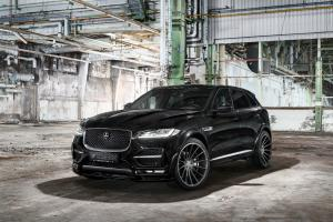 2017 Jaguar F-Pace by Hamann