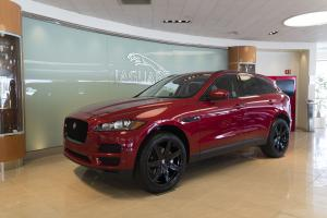 2017 Jaguar F-Pace on Forgiato Wheels (Esporre-M)