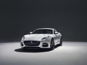 Jaguar F-Type R Coupe 2017 года (WW)