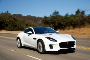 2017 Jaguar F-Type R-Dynamic 2.0 Coupe
