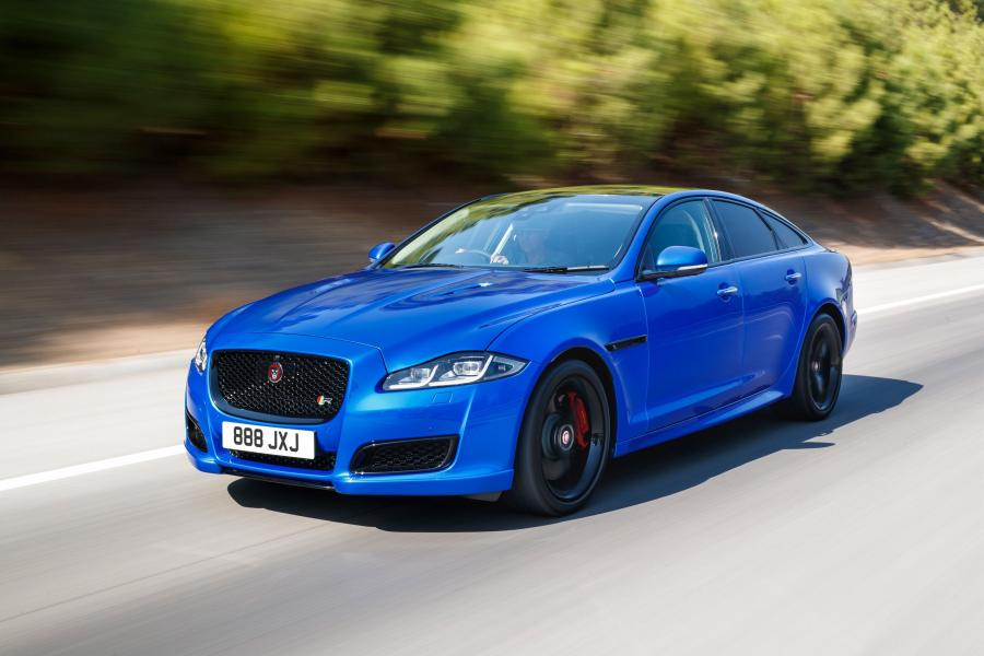 Jaguar XJR575 (X351) (UK) '2017
