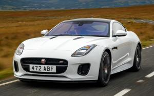 Jaguar F-Type Chequered Flag 2018 года (UK)