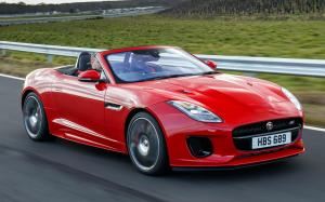 Jaguar F-Type Chequered Flag Convertible