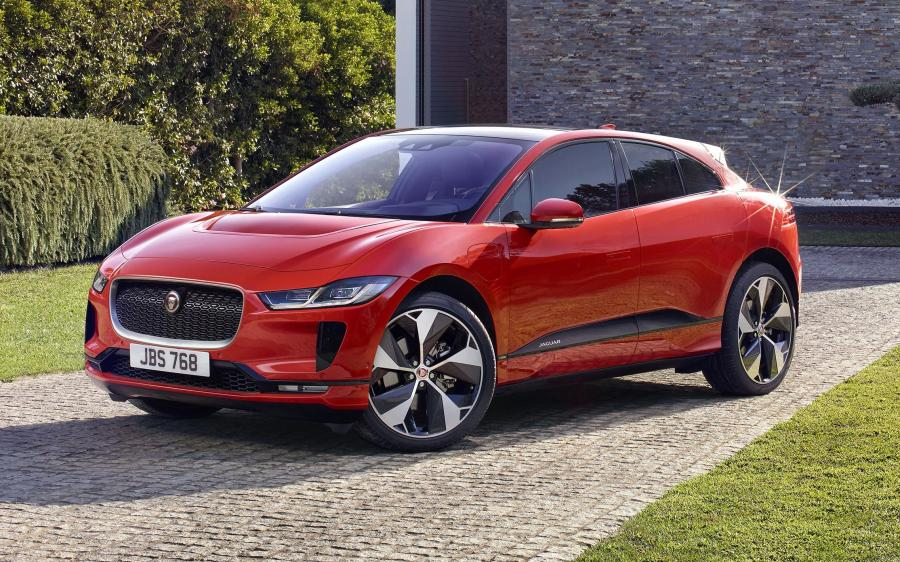 Jaguar I-Pace EV400 AWD HSE First Edition (WW) '2018