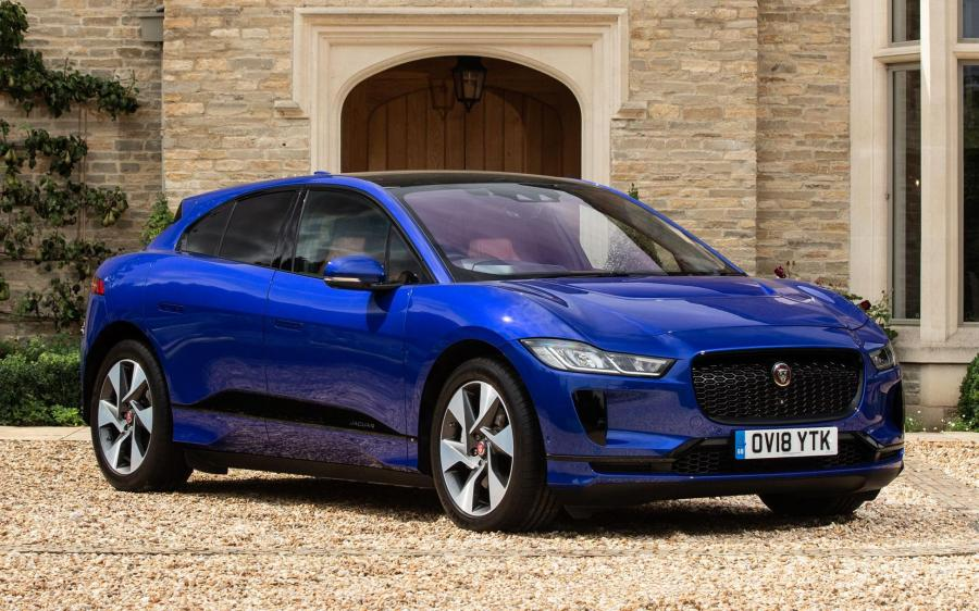 Jaguar I-Pace EV400 AWD S (UK) '2018