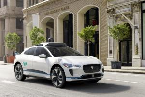 2018 Jaguar I-Pace EV400 Waymo Self-driving Vehicle