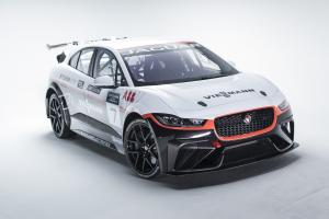 Jaguar I-Pace eTrophy Viessmann Team Germany 2018 года