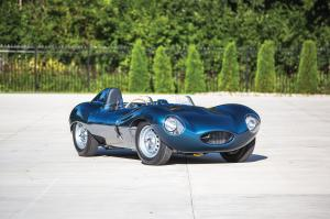Jaguar D-Type Continuation 2019 года