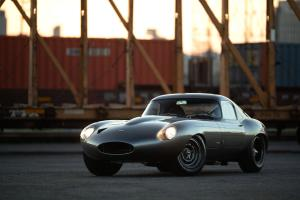 2019 Jaguar E-Type Low Drag Coupe OWL226 by Diez Concept