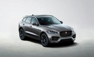 2019 Jaguar F-Pace Chequered Flag