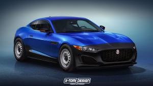 2019 Jaguar F-Type Base Spec by X-Tomi Design