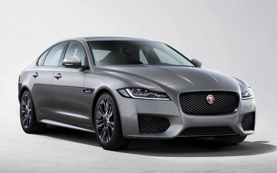 Jaguar XF Chequered Flag '2019