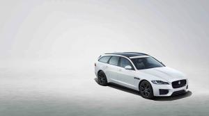2019 Jaguar XF Sportbrake Chequered Flag