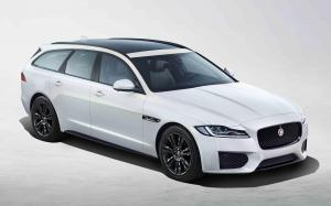 Jaguar XF Sportbrake Chequered Flag 2019 года