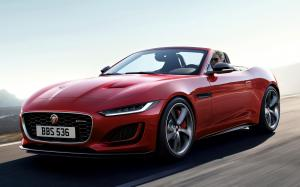 Jaguar F-Type P450 AWD R-Dynamic Convertible 2020 года (WW)