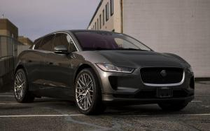 Jaguar I-Pace EV400 AWD HSE by SR Auto Group on PUR Wheels (FL25) 2020 года