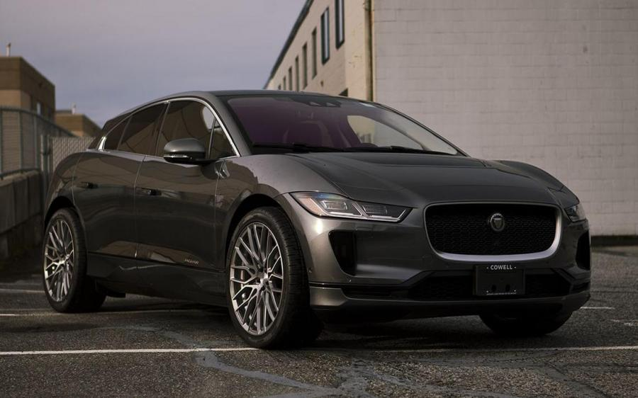 Jaguar I-Pace EV400 AWD HSE by SR Auto Group on PUR Wheels (FL25) '2020