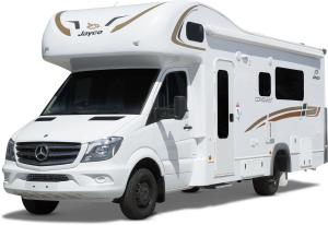 2016 Jayco Conquest