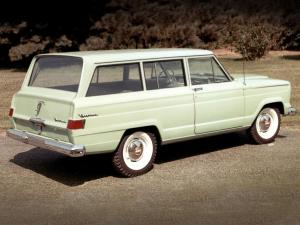 1963 Jeep Wagoneer 2-Door