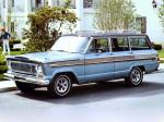 Jeep Super Wagoneer 1966 года