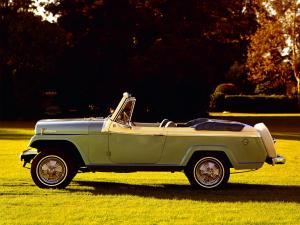 Jeep Jeepster Commando Convertible 1967 года