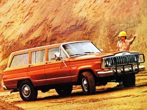 1978 Jeep Cherokee 5-Door