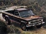 Jeep J10 Golden Eagle 1978 года