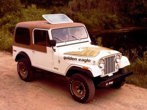Jeep CJ-7 Golden Eagle 1979 года