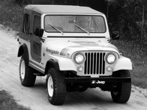 1979 Jeep CJ-7 Renegade