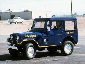 1981 Jeep CJ-5 Blue Angels