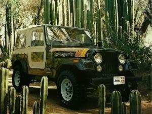 Jeep CJ-7 Renegado by VAM
