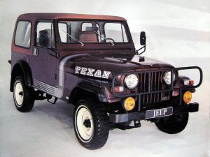 1983 Jeep CJ-7 Texan