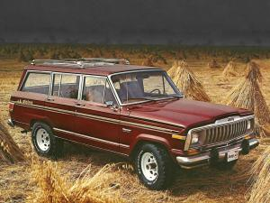 1983 Jeep Wagoneer by VAM