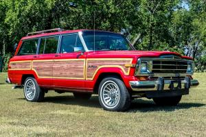 Jeep Grand Wagoneer Hellwagon 1989 года