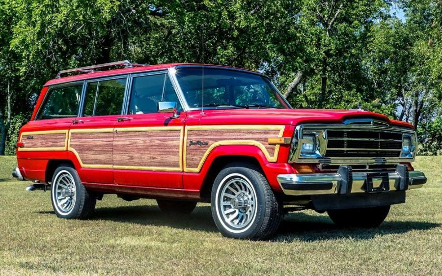 Jeep Grand Wagoneer Hellwagon '1989