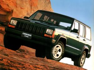 Jeep Grand Cherokee Limited 1993 года