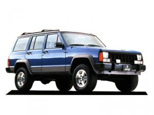 Jeep Cherokee Country 1993 года