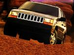 Jeep Grand Cherokee Laredo 1993 года