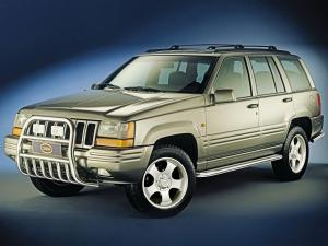 1993 Jeep Grand Cherokee by Cobra