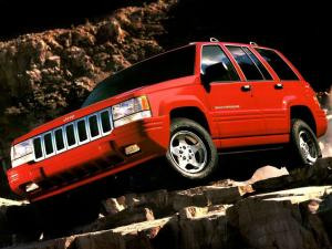 Jeep Grand Cherokee Laredo 1996 года