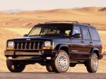 Jeep Cherokee Country 1997 года