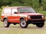 Jeep Cherokee SE 3-Door 1997 года
