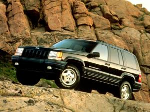 Jeep Grand Cherokee TSi 1997 года