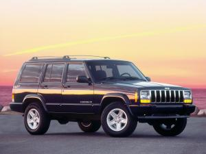 Jeep Cherokee Limited 1998 года