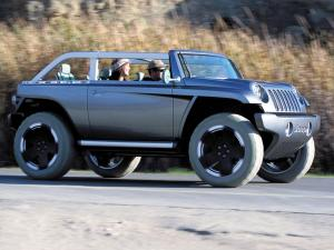 2000 Jeep Willys Concept
