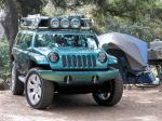 Jeep Willys 2 Concept 2001 года
