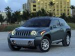 Jeep Compass Concept 2002 года