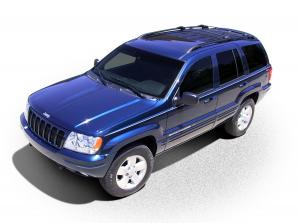 2002 Jeep Grand Cherokee Concierge Concept