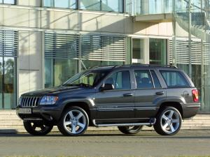 2002 Jeep Grand Cherokee Overland by Startech